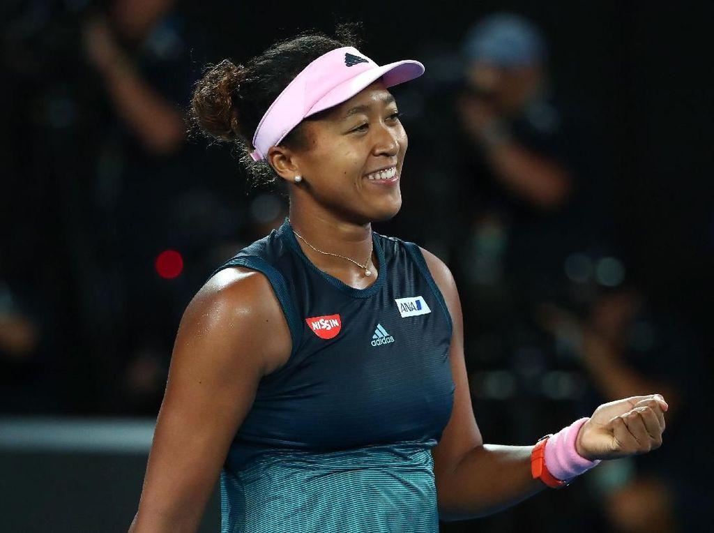 Kvitova Vs Osaka di Final Australia Terbuka