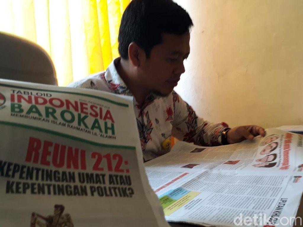 Dewan Masjid Brebes: Jangan Edarkan Tabloid Indonesia Barokah