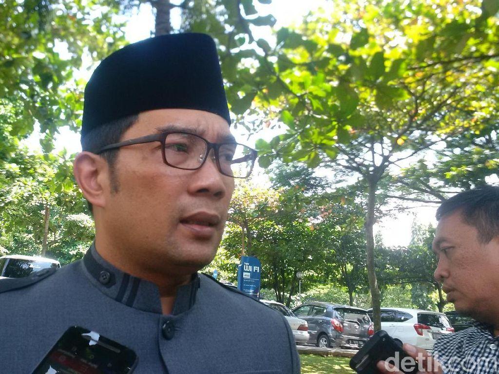 Ridwan Kamil: 2 Warga Depok Tertular Virus Corona di Jakarta