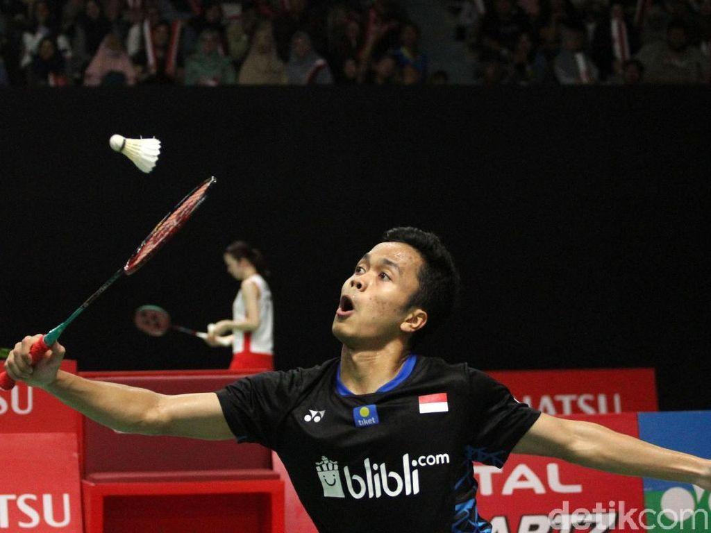 Anthony Bawa Indonesia Menang 3-0 atas Inggris