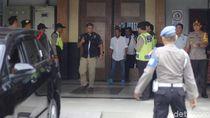 Vigit Waluyo Diperiksa Satgas Mafia Bola di Mapolda Jatim