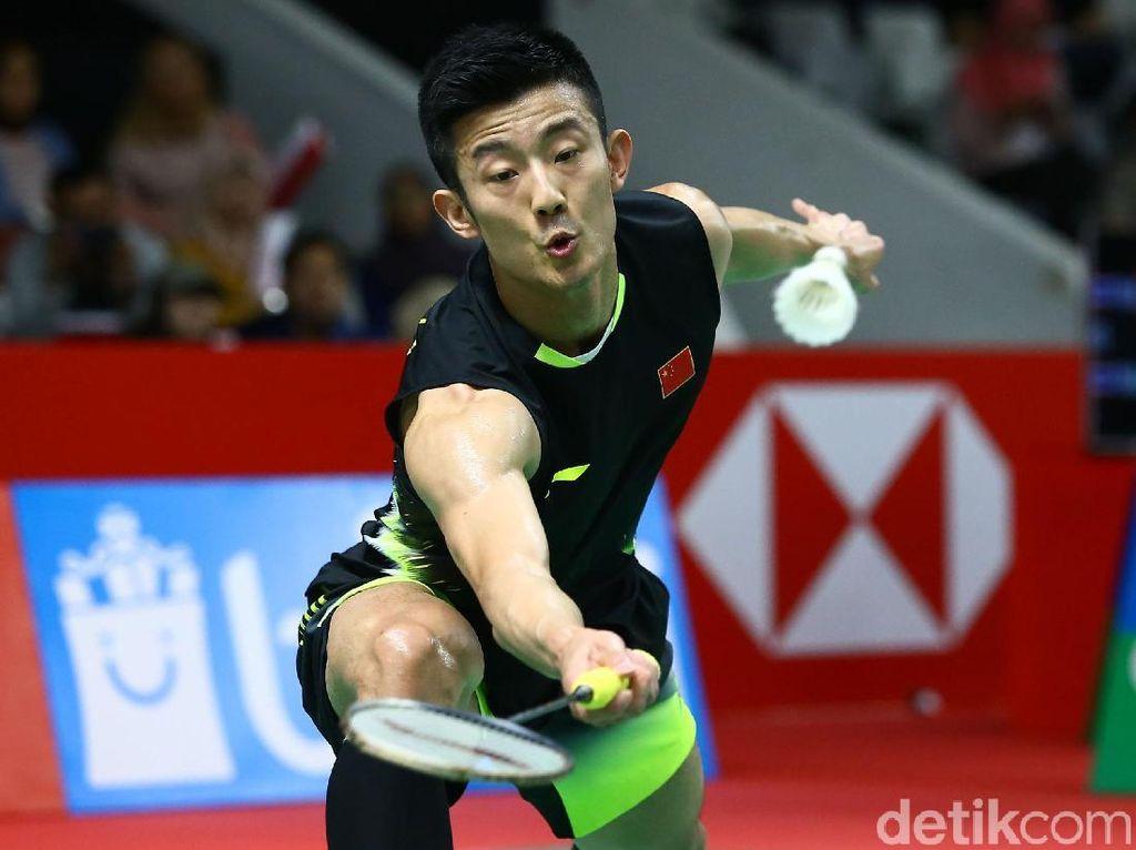 Jejak Perempatfinal, Chen Long Berambisi Kudeta Gelar Juara Anthony Ginting