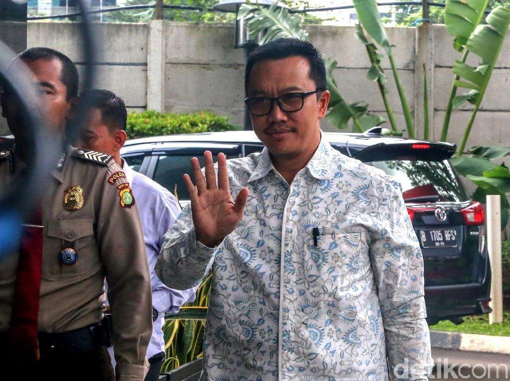 PKB Tepis Isu Menpora Mundur, Ungkap Pertemuan dengan Jokowi Sore Ini