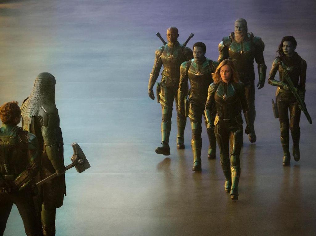 Menangkan Kuisnya dan Siap-siap Ketemu Captain Marvel di Singapura!