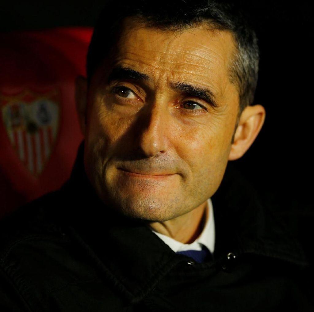 Menyesal Tidak Membawa Messi, Valverde?