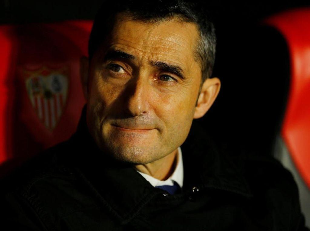 Valverde Pelatih Pertama yang Dipecat Barcelona dalam 17 Tahun
