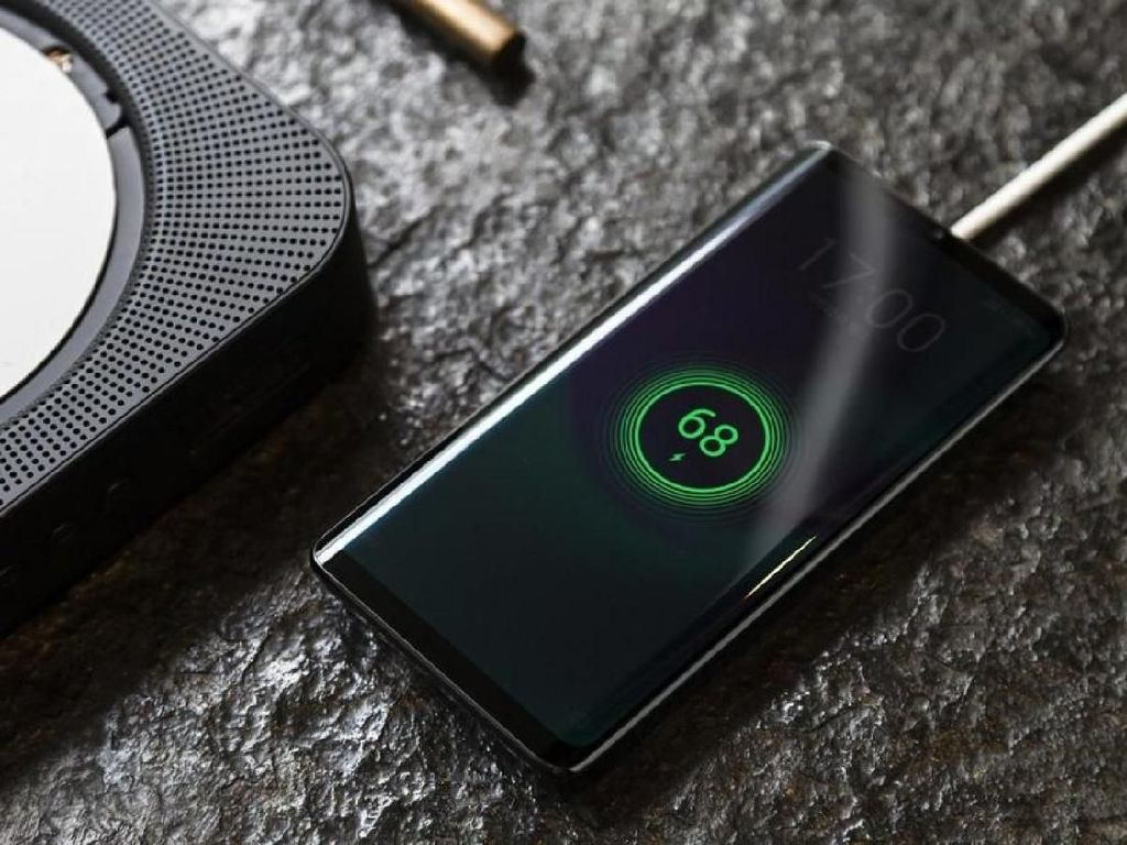Meizu Pamer Zero, Ponsel Unik Tanpa Tombol dan Lubang