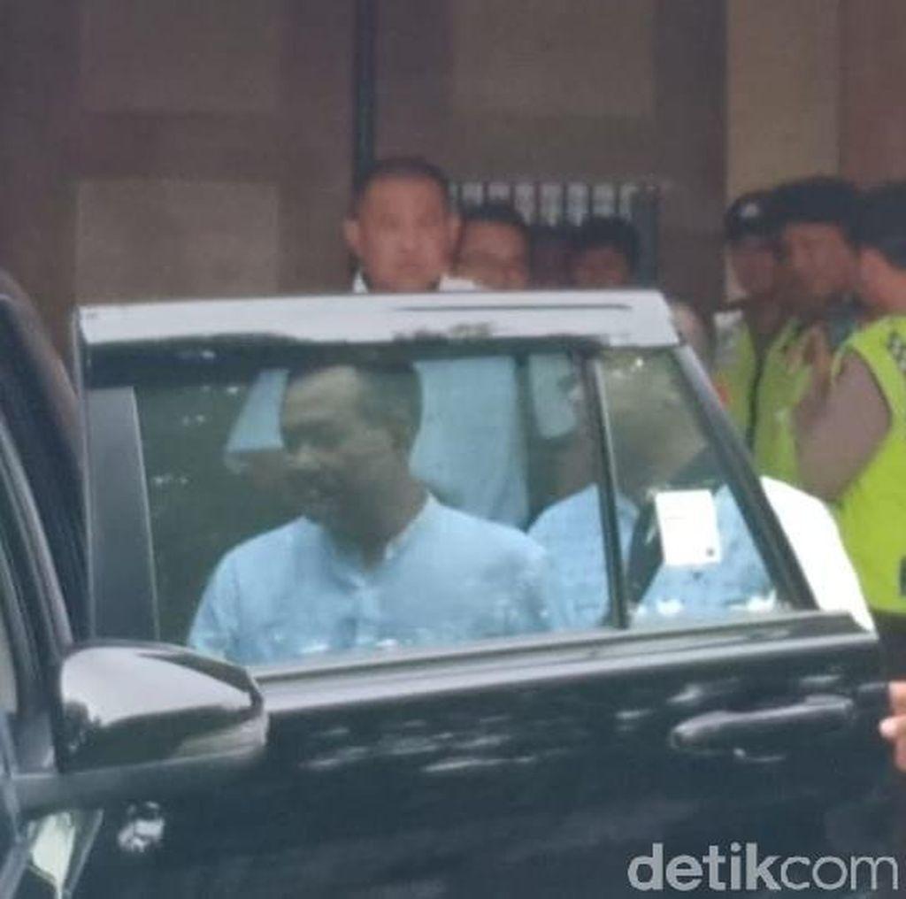 Satgas Mafia Bola Jemput Vigit Waluyo di Lapas Sidoarjo dan Bawa ke Polda Jatim