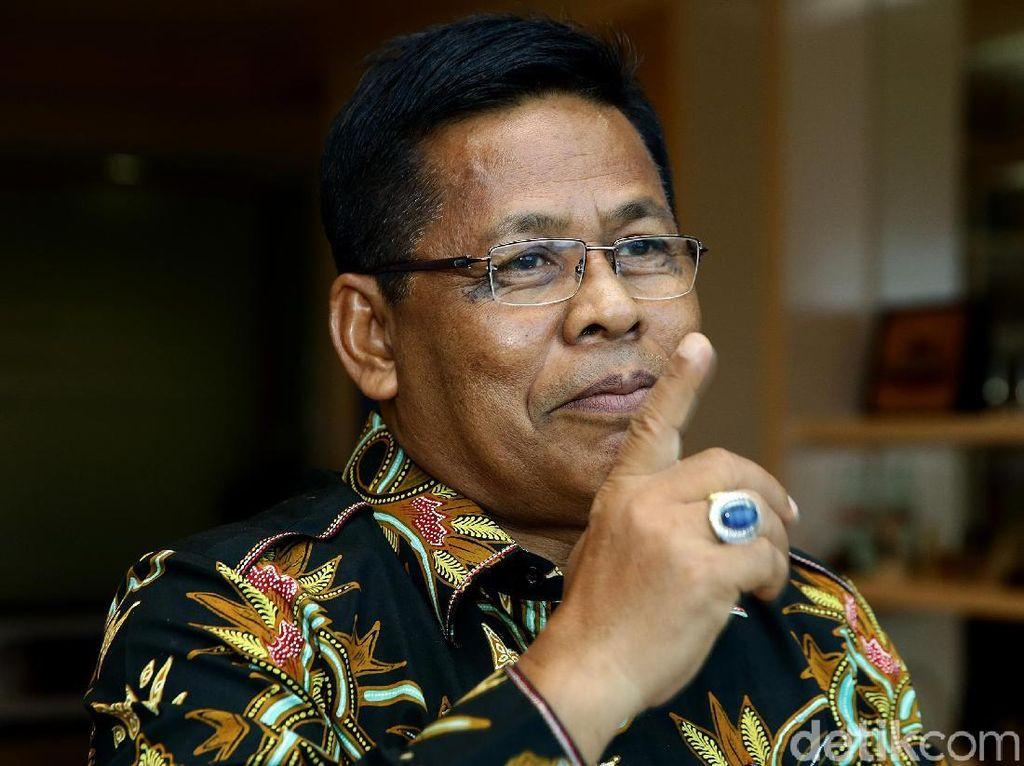 Walkot Aminullah Pimpin PAN Banda Aceh