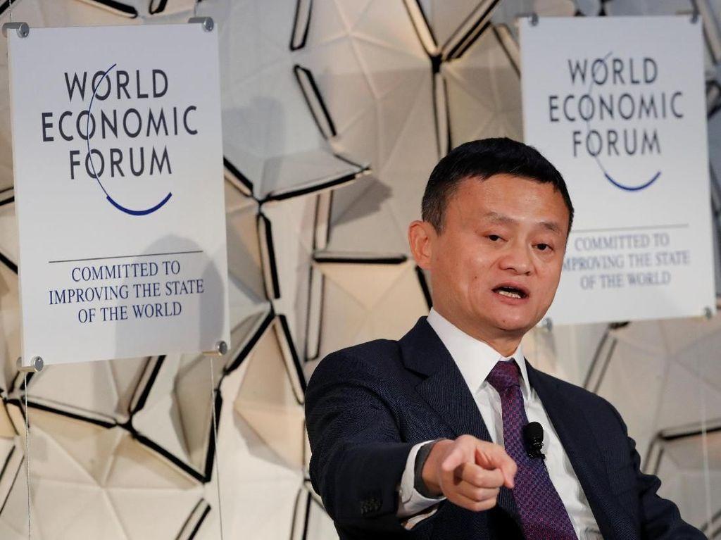 Jack Ma Percaya Mata Uang Digital adalah Masa Depan