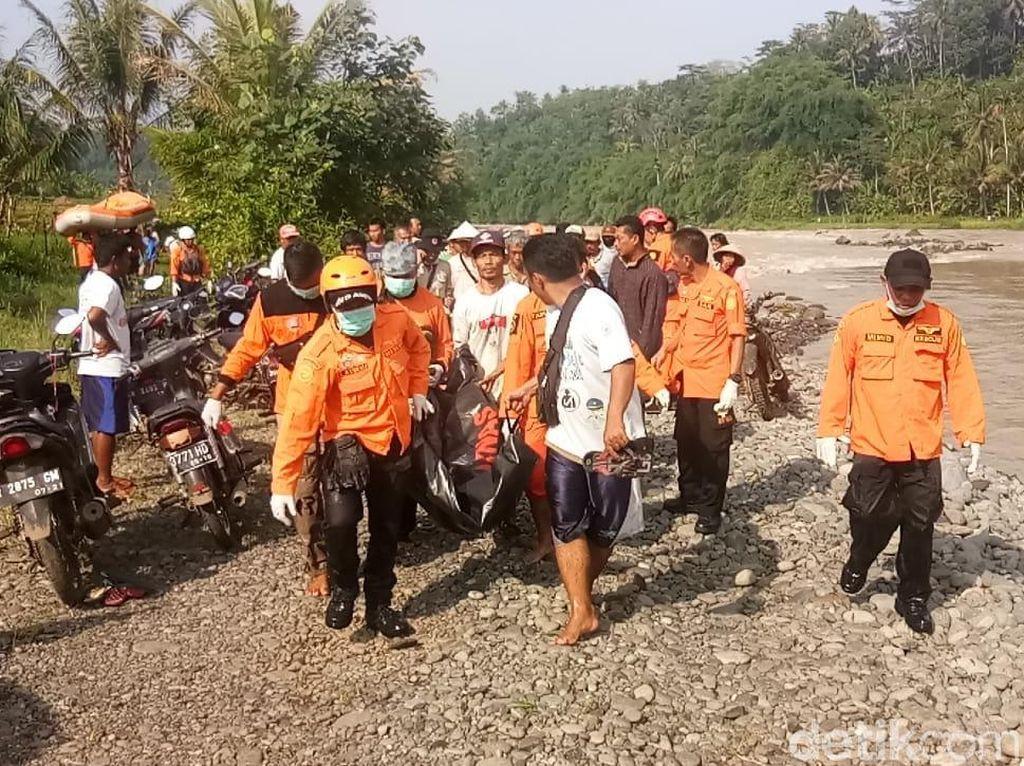 Bocah yang Hanyut di Sungai Serayu Ditemukan Tewas