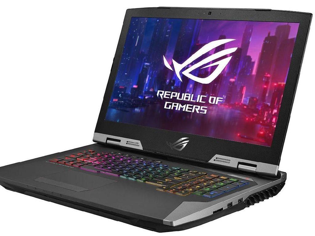 Laptop ROG dengan GeForce RTX 2080 Segera Sambangi Indonesia