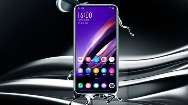 APEX 2019, Jagoan Smartphone 5G Vivo dengan Desain Minimalis