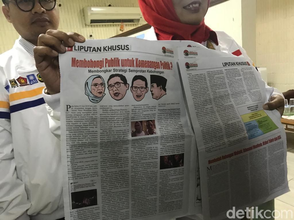 Dewan Pers: Indonesia Barokah Tak Masuk Daftar Perusahaan Pers