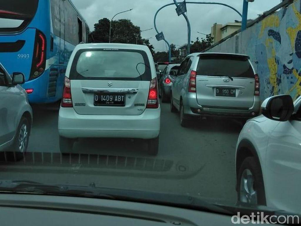 Jalan Jakarta Macet Parah Akibat Kapolda Cup, Polda Jabar Minta Maaf