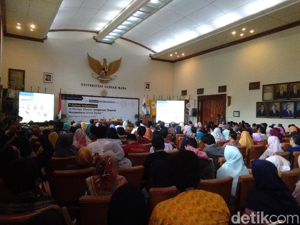 Tak Punya Beban Masa Lalu, Islam Indonesia Antitesis Islam di Arab