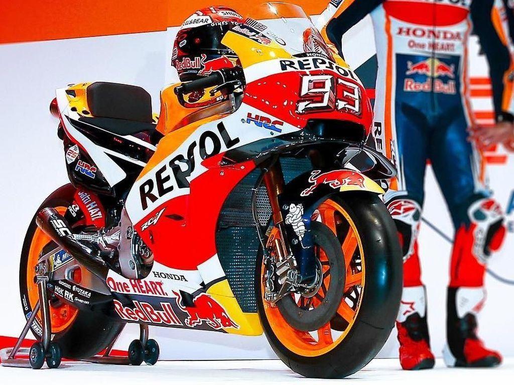 Dari Tahun ke Tahun, Ini Evolusi Motor Honda di MotoGP