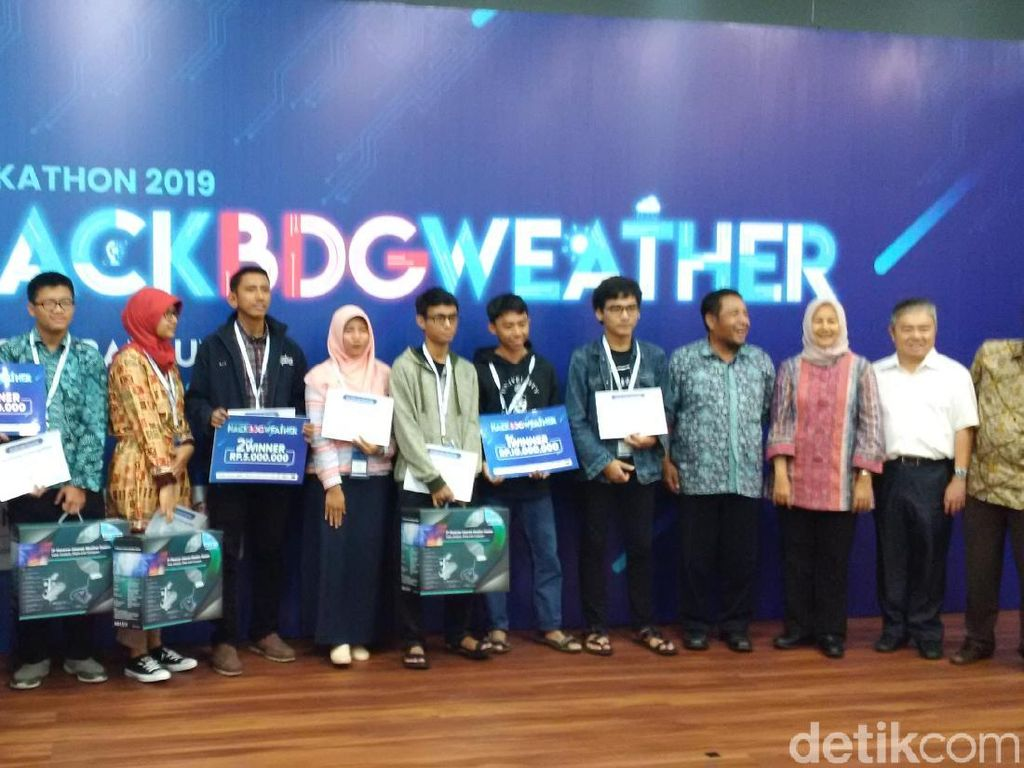 Aplikasi Rekomendasi Bercocok Tanam Menang Lomba di Bandung
