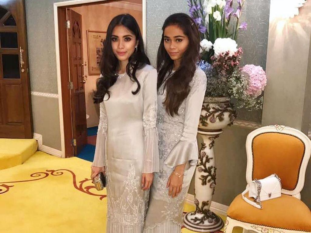 Cantik-cantik, Inilah Potret 3 Putri Raja Malaysia yang Baru
