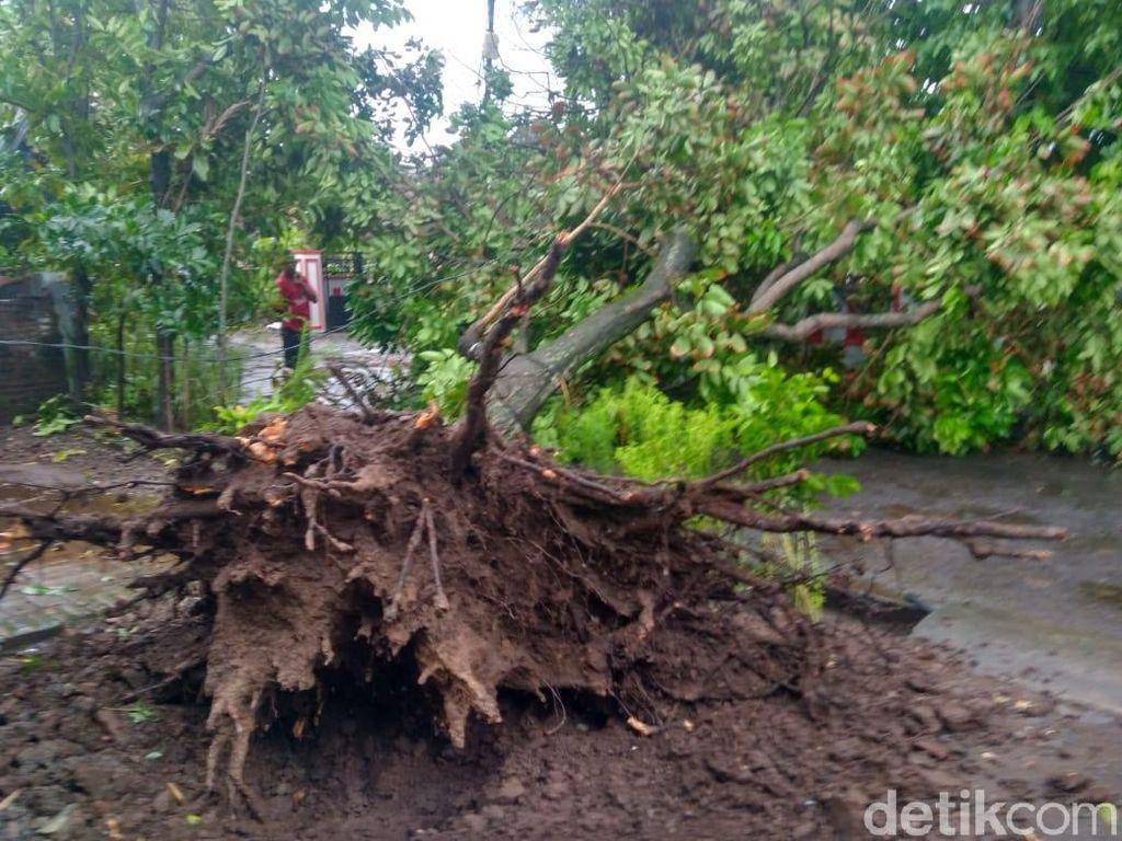 Longsor dan Puting Beliung Melanda Beberapa Titik di Jepara