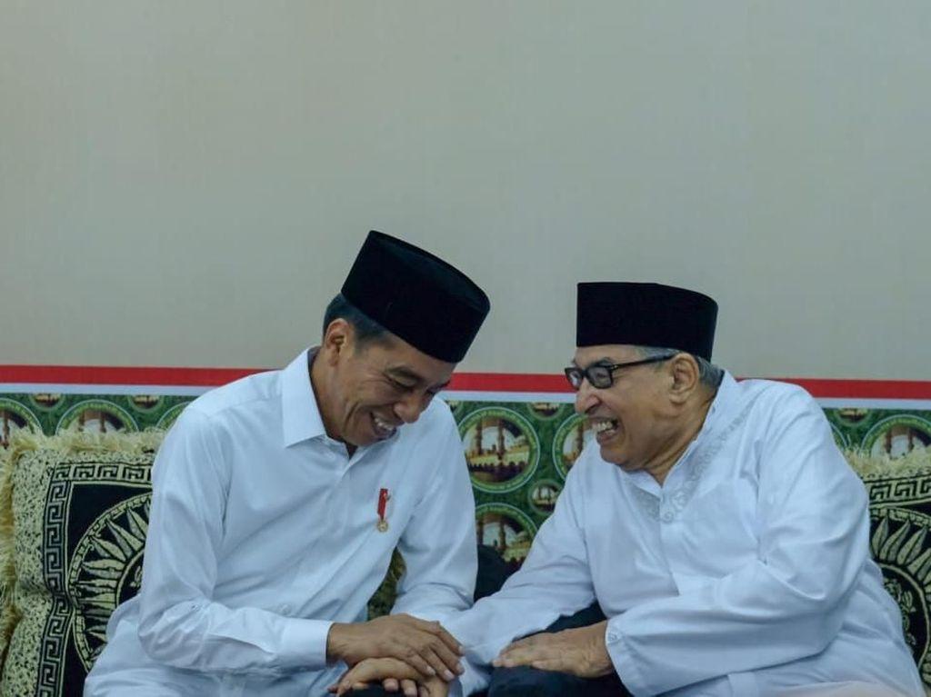 Video Akrabnya Jokowi dan Quraish Shihab Bahas Islam Moderat
