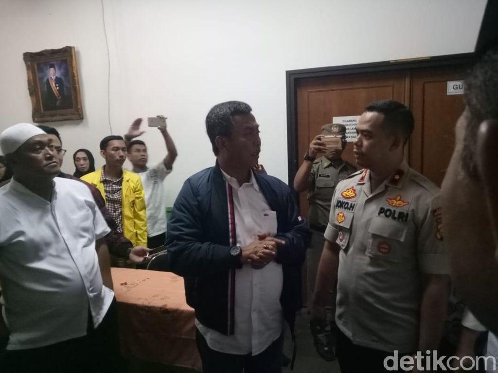 Ketua DPRD DKI Cek Bekas Lab Sekolah yang Jadi Gudang Narkoba
