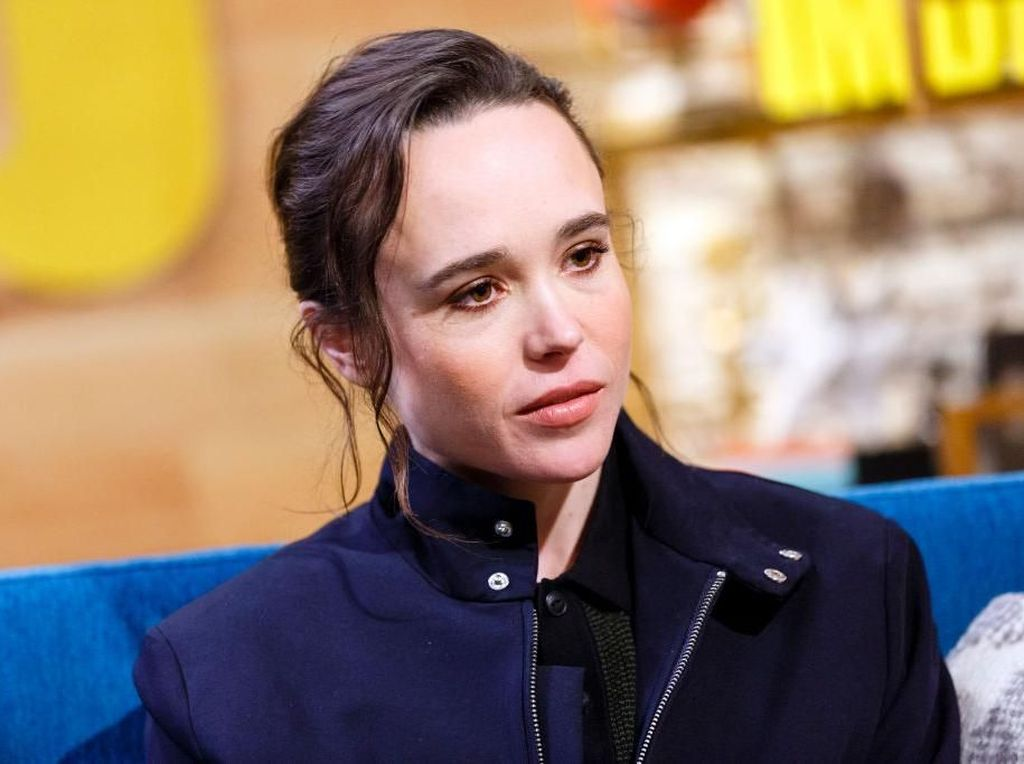 Bintang The Umbrella Academy Ellen Page Jadi Transgender, Ganti Nama Elliot Page