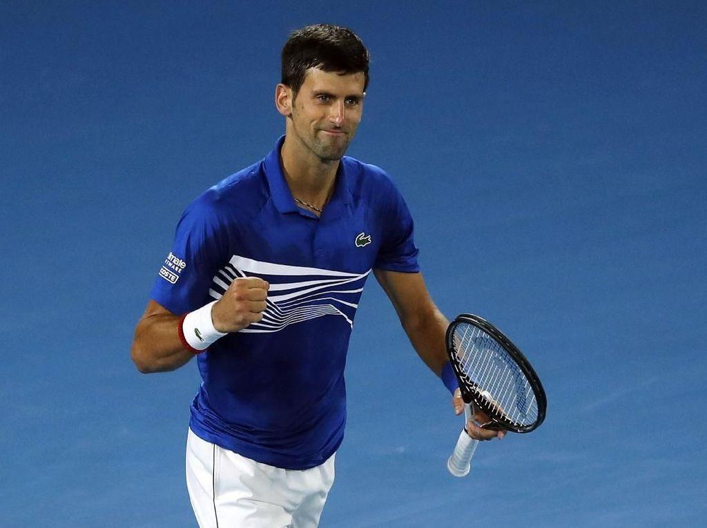 Djokovic Tantang Nadal di Final Australia Terbuka
