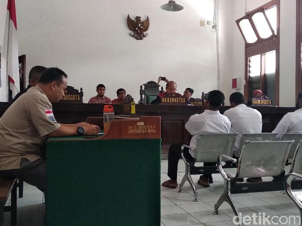 Tak Bawa Paspor, 3 WN Nigeria di Bandung Didenda Rp 3 Juta
