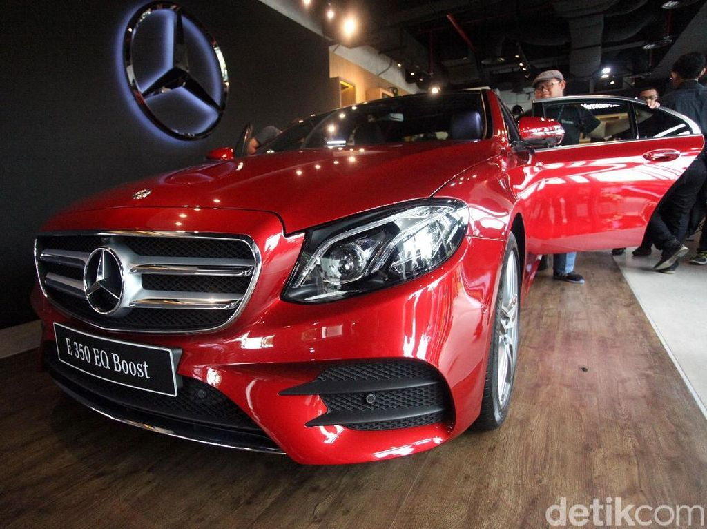 Model Baru Mercedes-Benz di Awal Tahun 2019
