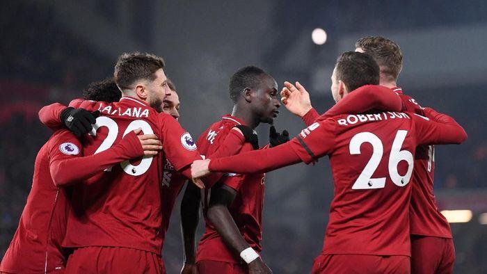 Liverpool jangan sampai terpelset lagi dari puncak klasemen seperti di musim 2013/2014 (Laurence Griffiths/Getty Images)