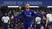 Karena Melawan Chelsea Bukan Hanya tentang Hazard