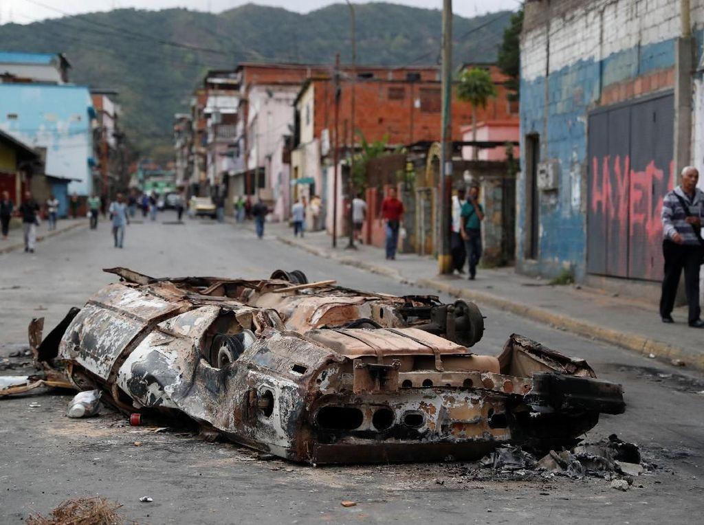 Mencekam! Aksi Penjarahan di Haiti