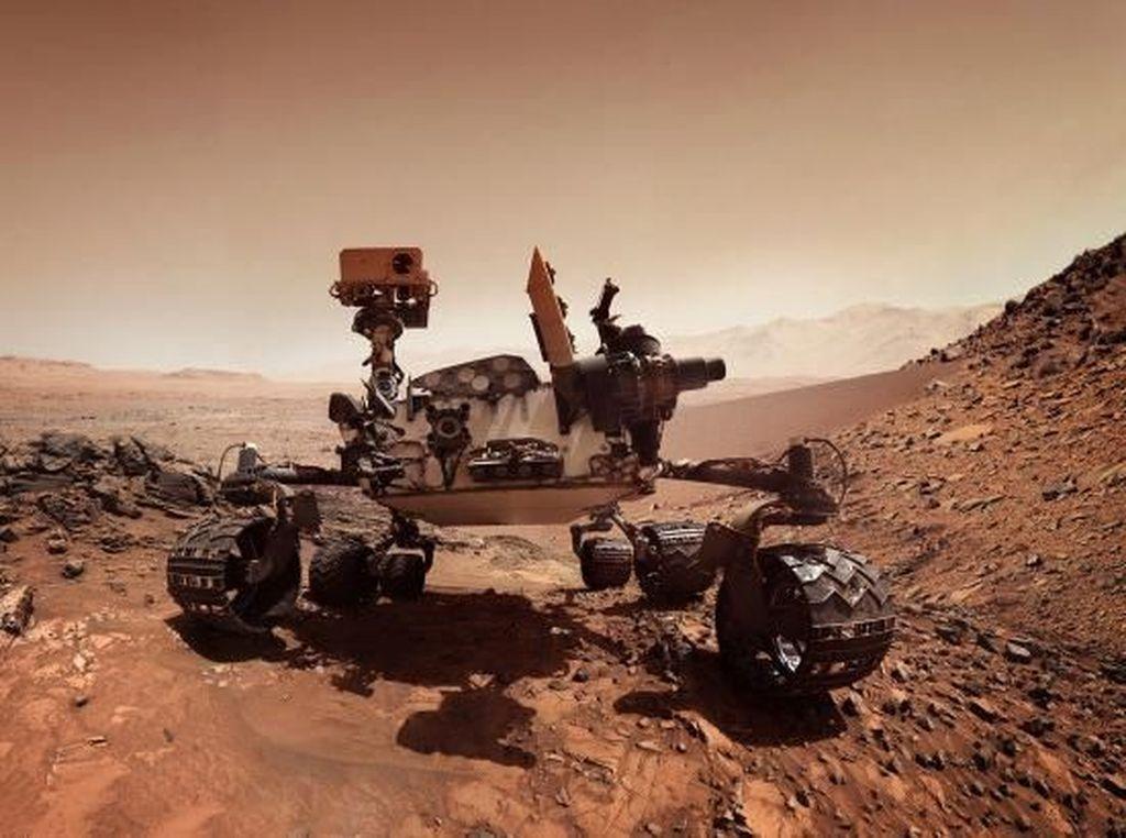 15 Tahun Jelajah Mars, Robot Ajaib NASA Dipastikan Tewas