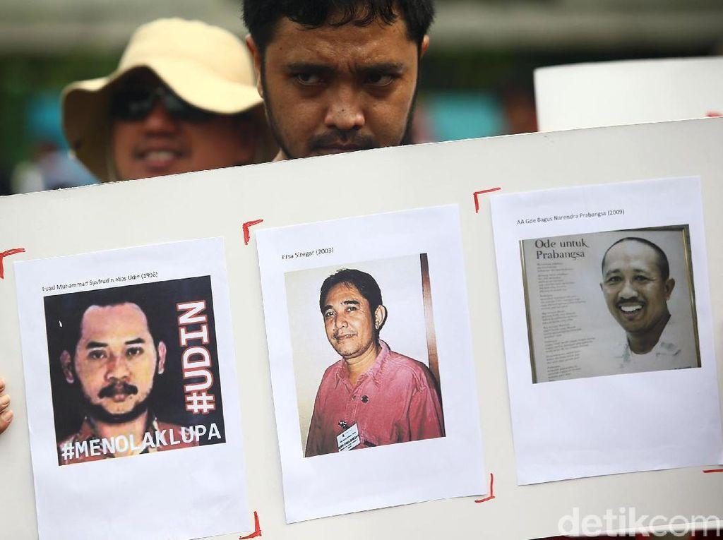 Kasus Geger Remisi Pembunuh Wartawan, Revisi Keppres 174/1999!