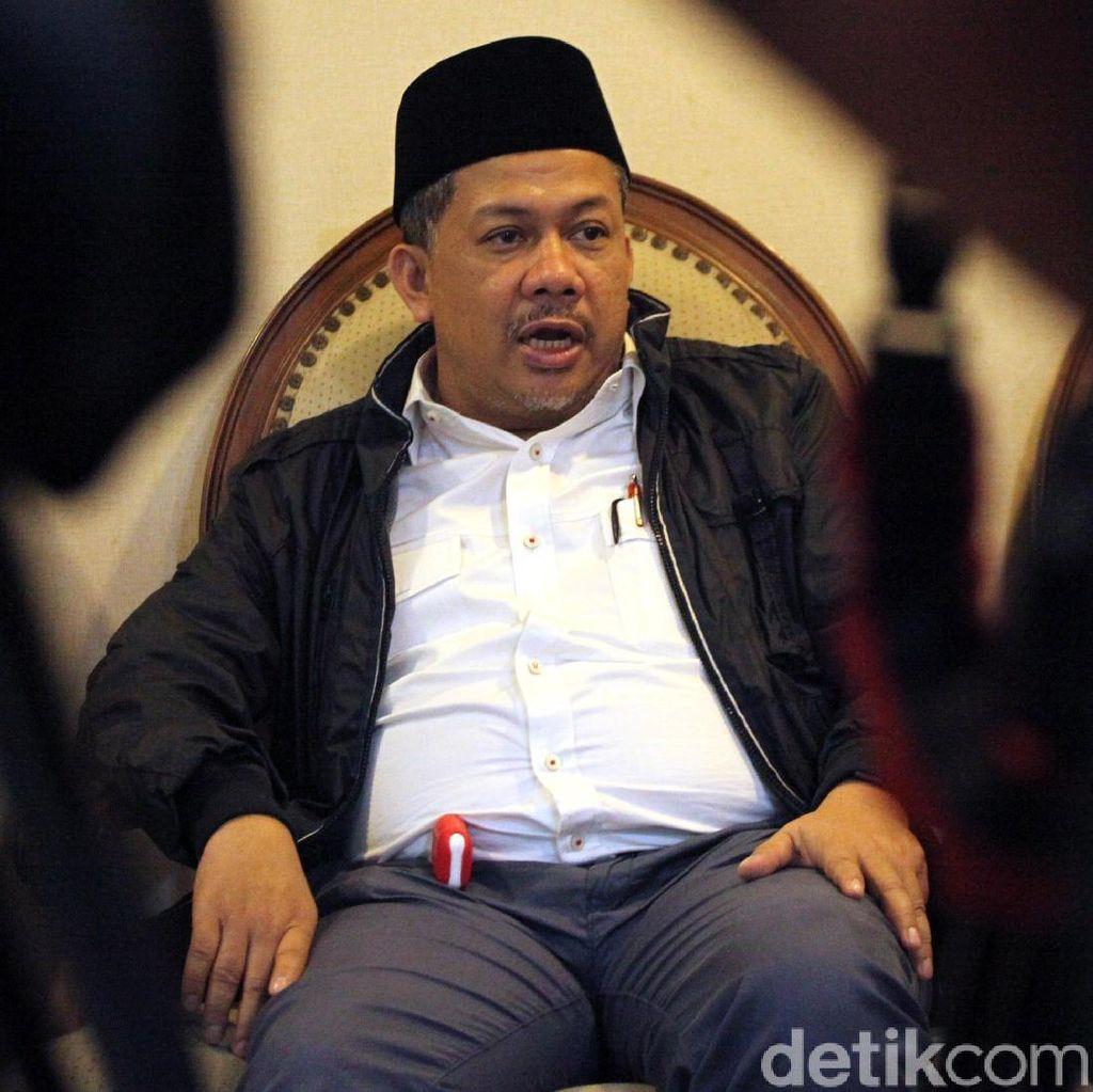 Fahri Mau Sumbang Rp 1 M untuk Tiap Kepengurusan PKS Provinsi