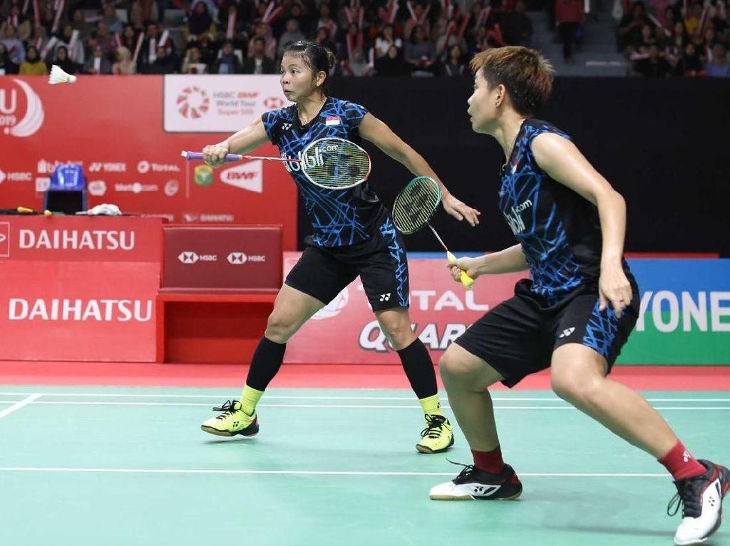 Singkirkan Pasangan Thailand, Greysia/Apriyani Pastikan Tiket Semifinal