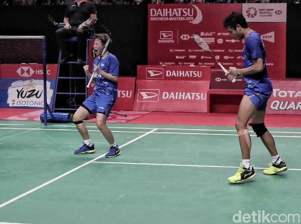 Rona Bahagia Tontowi/Liliyana Usai Capai Final