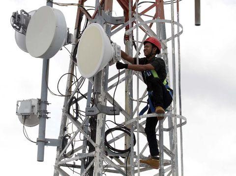 XL Perkuat Sinyal Internet di Wilayah NTT