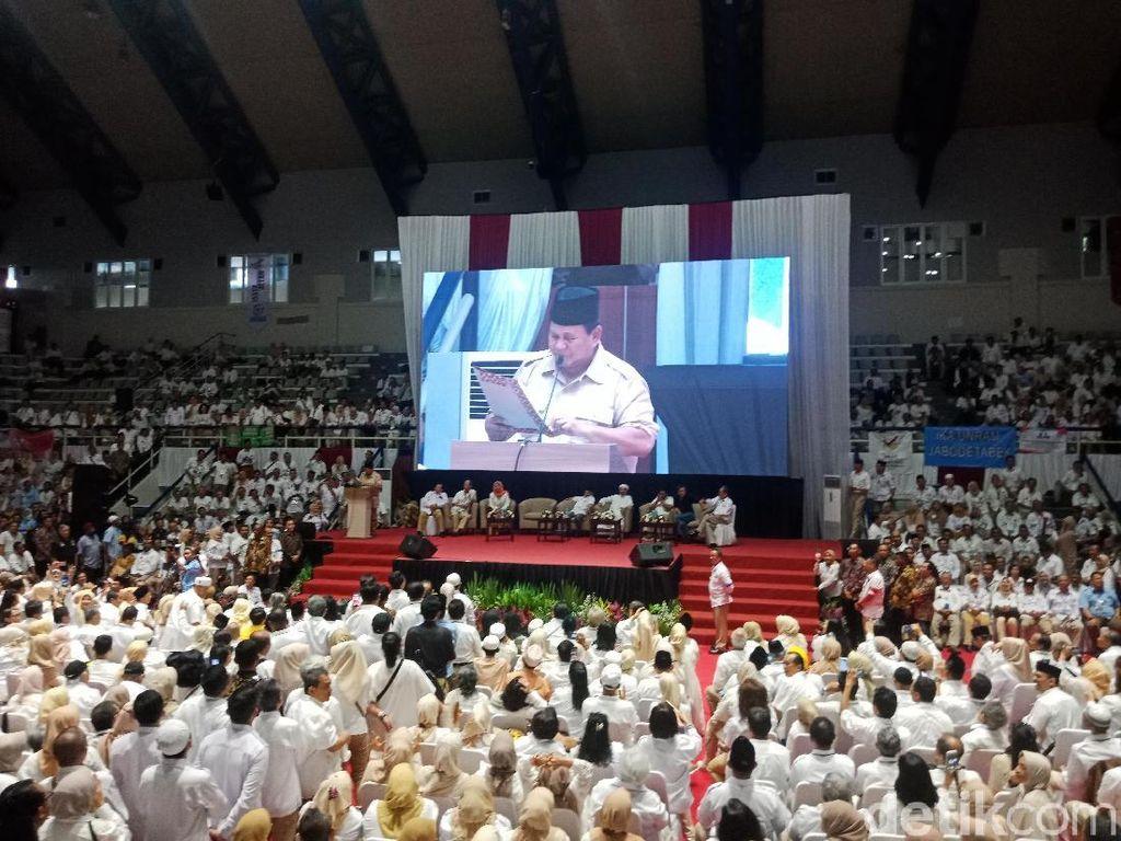 Kriteria Menteri Prabowo: Lebih Baik Tak Terlalu Pinter Tapi Hati Bersih