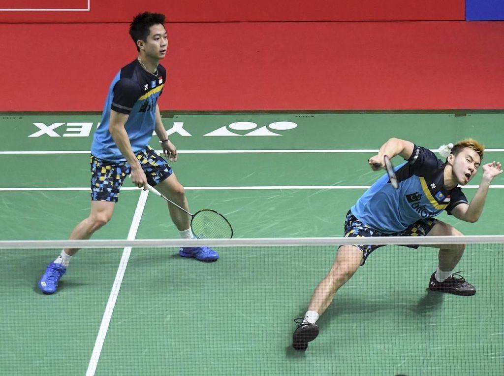 Kevin/Marcus ke Final, Indonesia Pastikan Satu Gelar Indonesia Masters