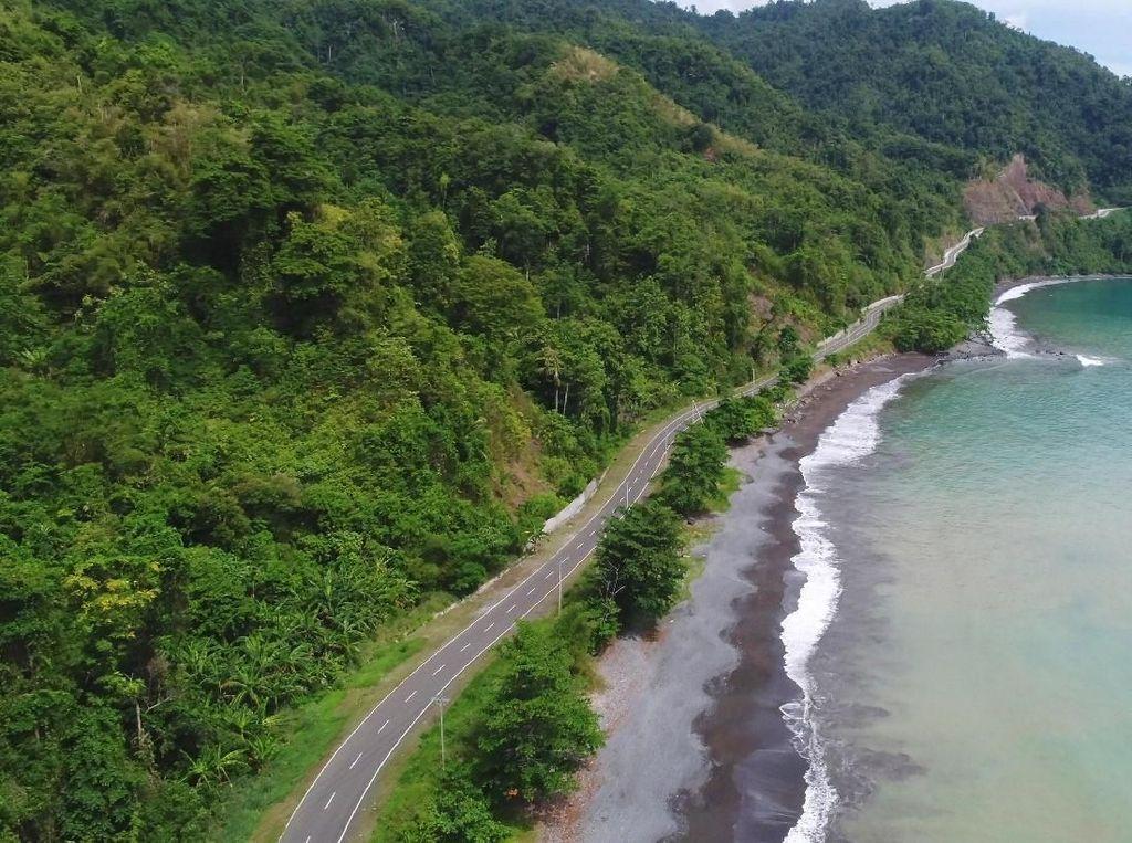 Pesona Alam Trans Papua Bikin Mata Melek Terus