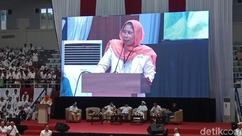 Di Acara Prabowo, Eks Komisioner KPU Sindir Pemimpin yang Baca Doraemon