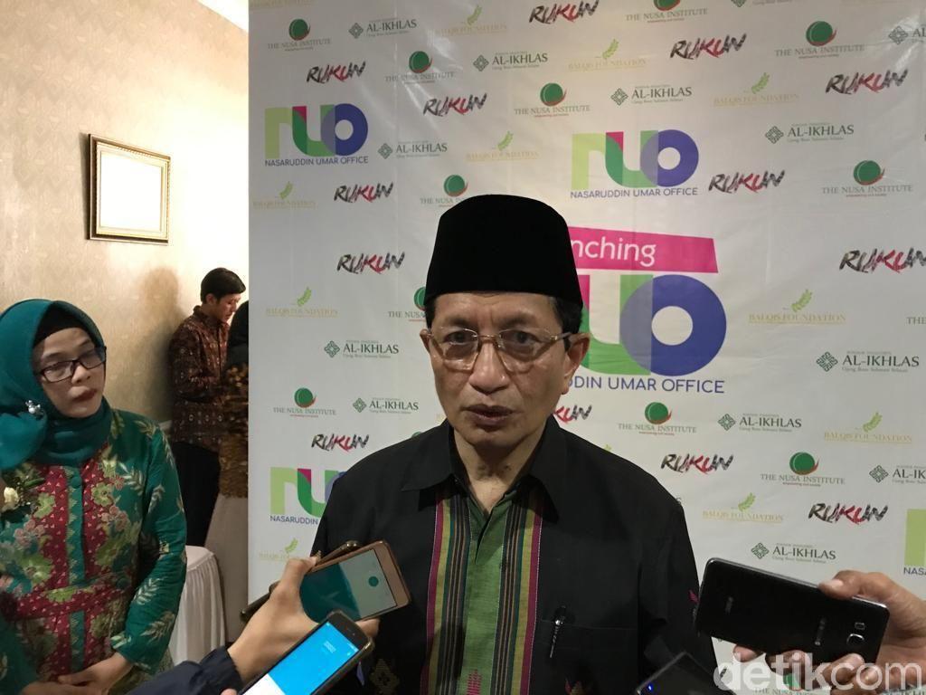 Imam Besar Istiqlal Imbau Jokowi-Prabowo Bersabar Tunggu Pengumuman KPU