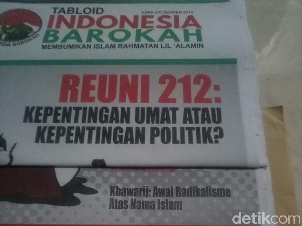 Bawaslu DKI Temukan Tabloid Indonesia Barokah di Jakarta Barat