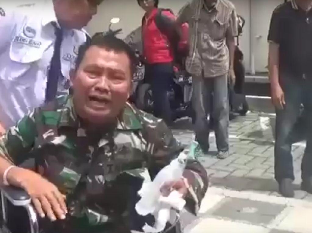 Heboh Kapten Leo Sianturi Minta Tolong Presiden Jokowi