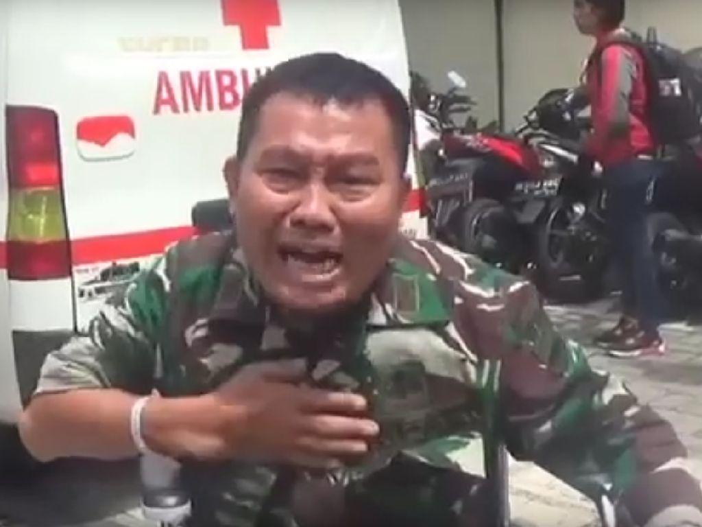 Dankesyah Siantar Bantah Kapten Leo Sianturi Ditelantarkan RS TNI