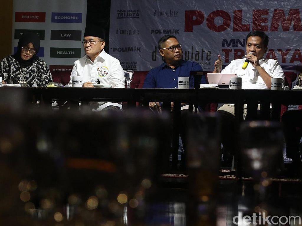 Tabloid Indonesia Barokah Dibahas Panas Ruhut dan Habiburokhman