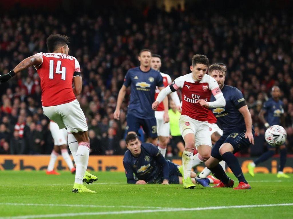 Man United dan Arsenal Bisa Terlempar dari Enam Besar Musim Depan