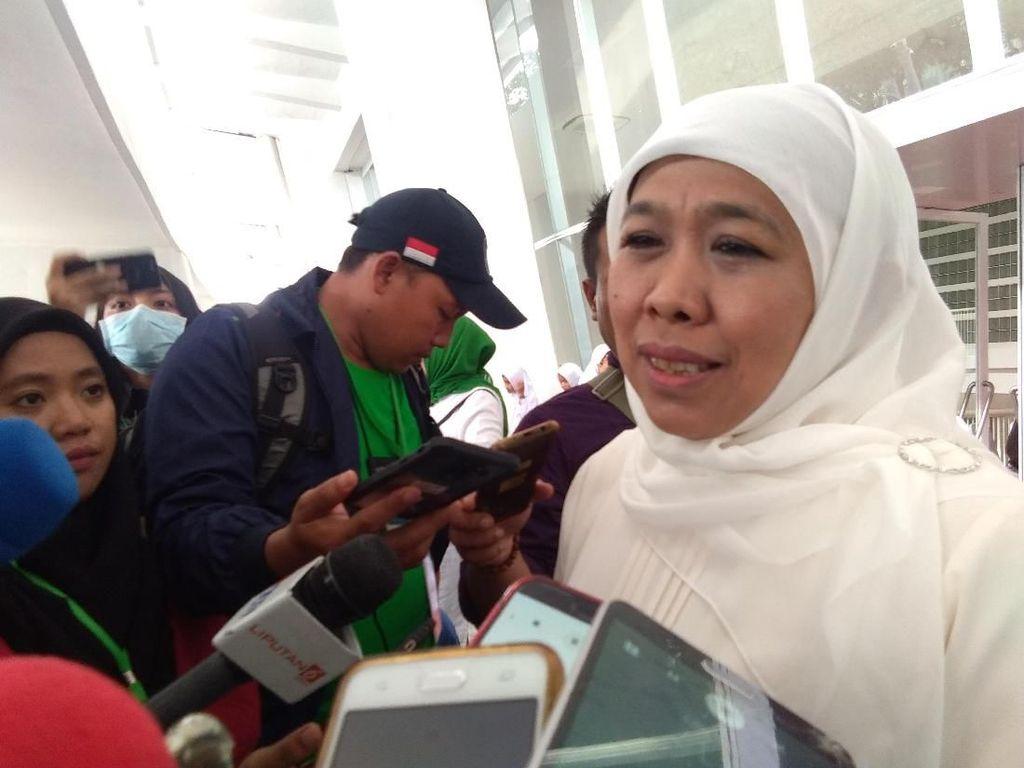 Khofifah: Persoalan Indonesia Barokah Itu Ketika Disebar ke Masjid
